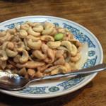 shanhaishukaijinhanten - 鶏肉のカシューナッツ炒め