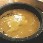 らーめん能登山 - チーズつけ麺