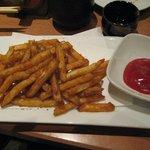 豚菜健美 とこ豚 - スパイシーポテトフライ