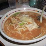 こまどり - 味噌豚骨ラーメン(2009年6月)