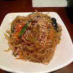 タッカンマリ鍋 鶏一匹屋 - チャプチェ