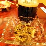 16651738 - 山葵の酢漬け