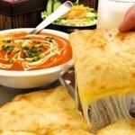 ソニヤレストラン - インド&ネパール料理21種&ドリンク25種が食べ飲み放題3,350円!