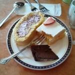 16655708 - ランチバンキングのケーキ