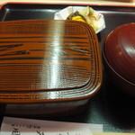 天ぷら 天風 - 天重セット