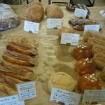 ブーランジェ エス・カガワ - 2012年12月♪居なくなってるパンも(;一_一)