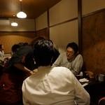 川口酒店 - 2012.12.25の2Fのお客さん。顔出しOKでしたので・・・。