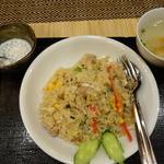 16656375 - グリーンカレー炒飯
