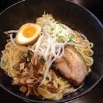 麺屋 帝旺 - 辛油そば (¥650)
