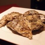 長崎県産の牡蠣