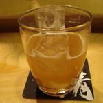 16659532 - 梅酒 たくさんの種類あり
