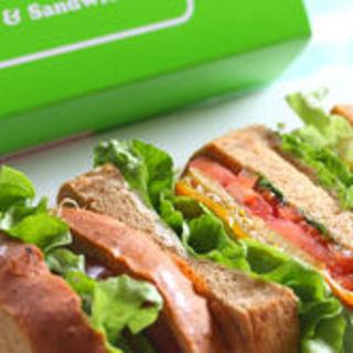 カラダに優しいサンドイッチ
