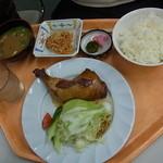 国際ロッジ バンビーナ - 芸北定食です。日替わりの定食となります