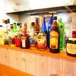 カリーザキッチン - 各種アルコール