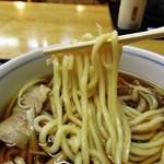花月庵 - 肉南うどん/麺