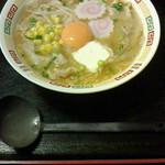 Bikuran - 雪降る夜に食べてきました!味噌味です☆