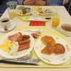 ラ ヴァンドール - 料理写真:朝食は洋食を中心に