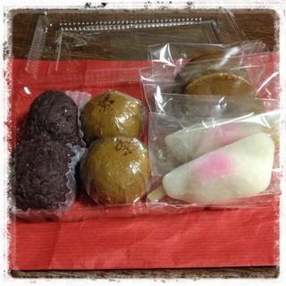 和菓子 榛名屋  - 和菓子