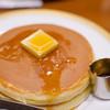 丸福珈琲店 - 料理写真:基本に忠実なホットケーキ
