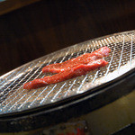 炭火焼肉 やまもと - カルビが特にオススメ