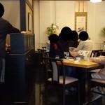 伊藤久右衛門 - 『伊藤久右衛門 本店』さんの『茶房』の様子~♪(^o^)丿