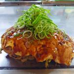 16665896 - 電光石火に肉&野菜ダブル