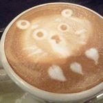 THE CAFE - カプチーノ かわいい♪