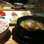 韓国料理 HARU - ランチ HARU薬膳定食