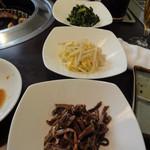 農園レストラン みやもとファーム - ナムル