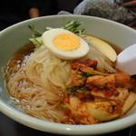 農園レストラン みやもとファーム - 冷麺