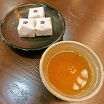 山田屋まんじゅう 茶楽 - お茶セット(饅頭は一人1個)