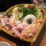 奈加野 - 鮟鱇鍋