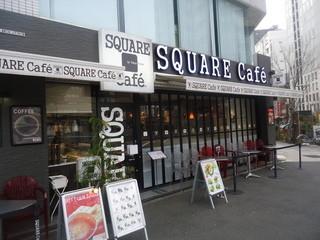 スクエアカフェ 東日本橋 本店