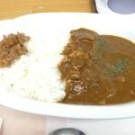 GOOD TIMES CAFE - ビーフカレー 550円