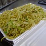 そば焼 いりちゃん - そば焼(大450円)