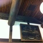 16672480 - 天井の梁がすごい