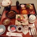 赤倉温泉 あべ旅館 - 夕食(小学生用)
