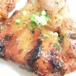 餐炊惣・楽  - 鶏肉の山賊焼き