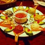 トプカプ - 前菜