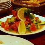 トプカプ - サラダ