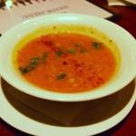 トプカプ - レンズ豆のスープ
