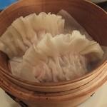 中国料理 桃翠 - フカヒレ餃子
