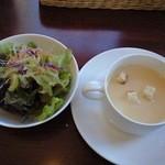 Kozyskitchen - かぼちゃのスープ