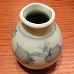 沙伽羅 - 三色もり 1260円 のつゆ