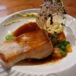 レストラン デビッド・セニア - ☆お魚のメインは…マナガツオですぅー(*^。^*)☆