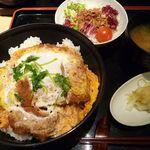 16680118 - 茶美豚かつ重 ロース(2013/01/05撮影)