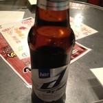 らーたん - ビール♪