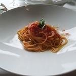 16682381 - フレッシュトマトのスパゲッティーニ