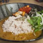 鎌倉いし川庵 - カレー