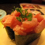 廻転寿司 伊豆太郎 - 金目の軍艦